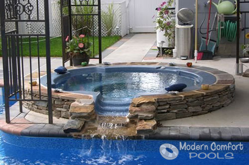 Modern Comfort Pools Amp Spas Baja Spas For Long Islanders
